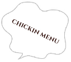 chickin menu